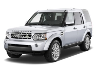 2012 Land Rover LR4 Photo