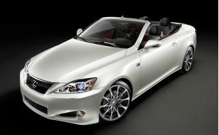 2011 Lexus IS 350C Photo
