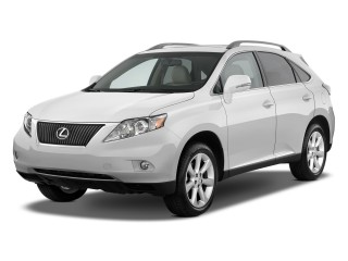 2011 Lexus RX 350 Photo