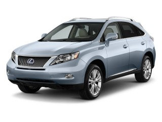 2011 Lexus RX 450h Photo
