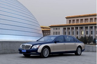 2011 Maybach 57 Photo