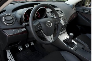 2011 Mazda MAZDASPEED3 Photo