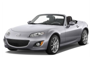 2011 Mazda MX-5 Miata Photo