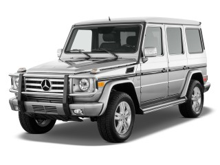 2011 Mercedes-Benz G Class Photo
