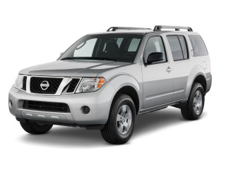 2011 Nissan Pathfinder Photo