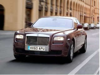 2011 Rolls-Royce Ghost Photo
