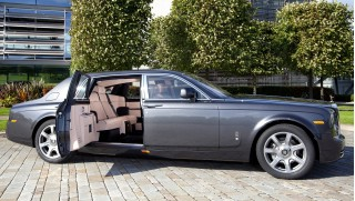 2011 Rolls-Royce Phantom Photo