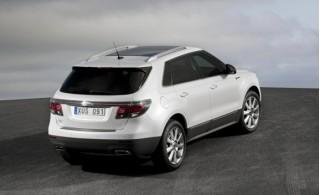 2011 Saab 9-4X Photo