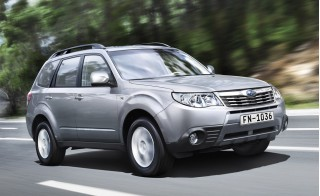 2011 Subaru Forester Photo