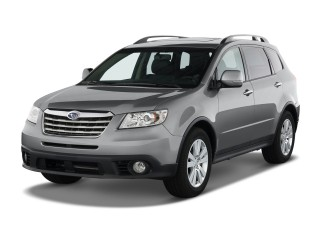 2011 Subaru Tribeca 4-door Limited Angular Front Exterior View