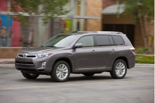 2011 Toyota Highlander Photo