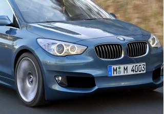 2012 BMW minicar rendering