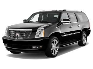 2012 Cadillac Escalade ESV Photo