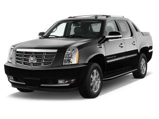 2012 Cadillac Escalade EXT Photo