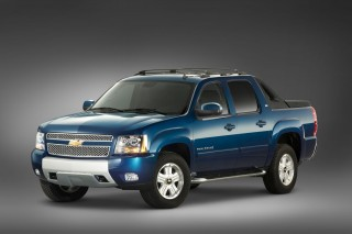 2012 Chevrolet Avalanche Photo