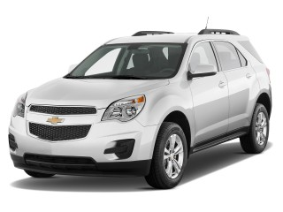 2012 Chevrolet Equinox Photo