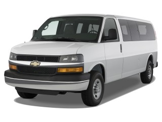 2012 Chevrolet Express Passenger Photo