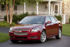 2012 Chevrolet Malibu Recalled For Software Flaw