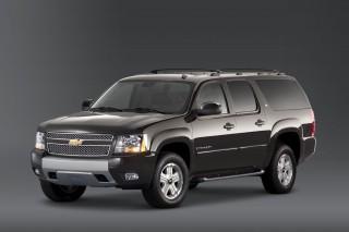 2012 Chevrolet Suburban Photo