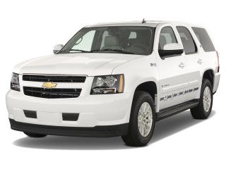 2012 Chevrolet Tahoe Hybrid Photo