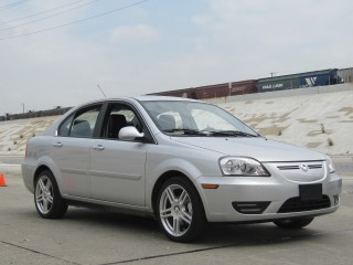 2012 Coda Sedan Photo