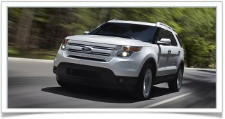 2012 Ford Explorer Photo