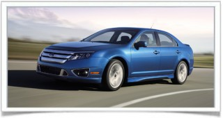 2012 Ford Fusion Hybrid Photo