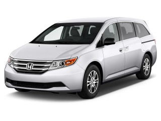 2012 Honda Odyssey Photo