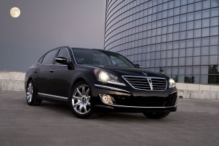 2012 Hyundai Equus Photo