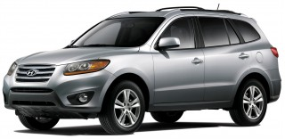 2012 Hyundai Santa Fe Photo