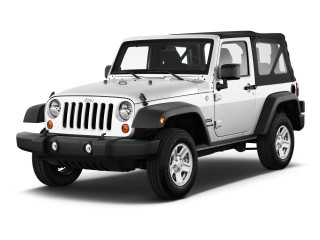 2012 Jeep Wrangler Photos