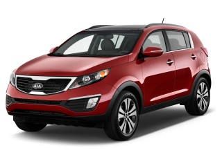 2012 Kia Sportage Photo