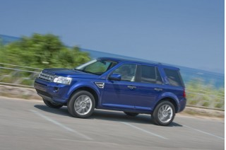 2012 Land Rover LR2 Photo