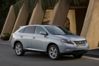 2012 Lexus RX 450h Photo