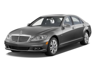 2012 Mercedes-Benz S Class Photo