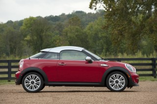 2012 MINI Cooper Coupe Photo