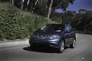 2012 Nissan Murano Photo