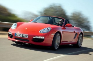 2012 Porsche Boxster