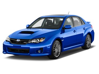 2012 Subaru Impreza WRX - STI Photo