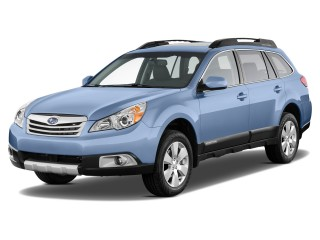 2012 Subaru Outback Photo