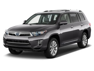 2012 Toyota Highlander Hybrid Photo