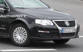 Spy Shots: 2012 Volkswagen Passat