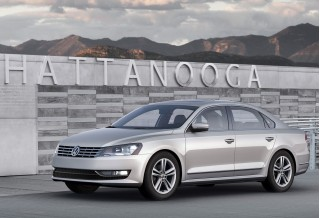 2012 Volkswagen Passat Photo