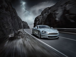 2013 Aston Martin DBS Photo