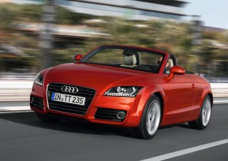 2013 Audi TT Photo