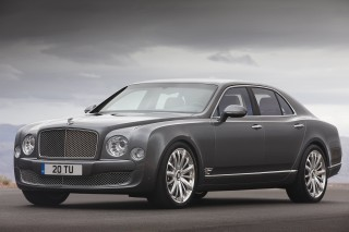 2013 Bentley Mulsanne Photo