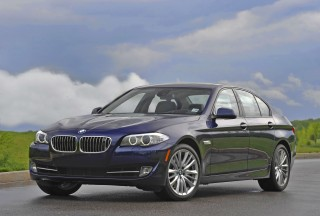 2013 BMW 5-Series Photo