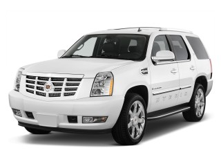 2013 Cadillac Escalade Hybrid Photo