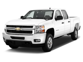 2013 Chevrolet Silverado 2500HD Photo
