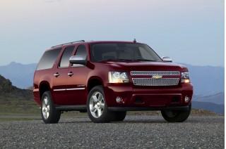2013 Chevrolet Suburban Photo